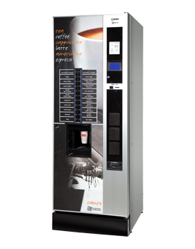 Canto Espresso & Freshbrew Floor Standing Coffee Machine