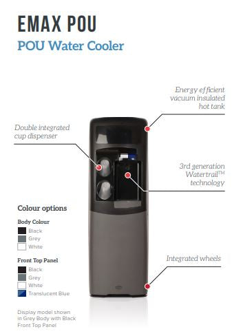 Ebac Emax Floor Standing Mains Fed Water Cooler