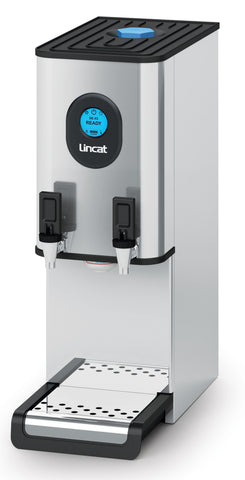 Lincat FilterFlow 3KW Automatic Fill Table Top Water Boiler Twin Tap