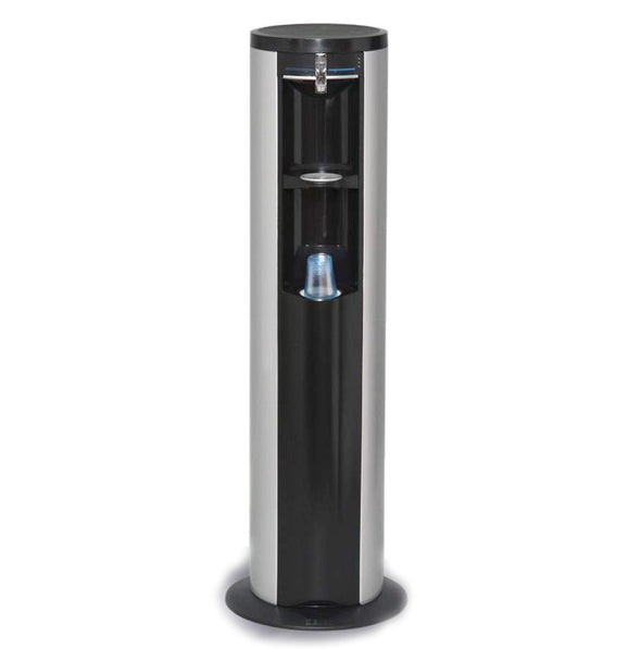 Ebac Fmax Silver Floor Standing Mains Fed Water Cooler