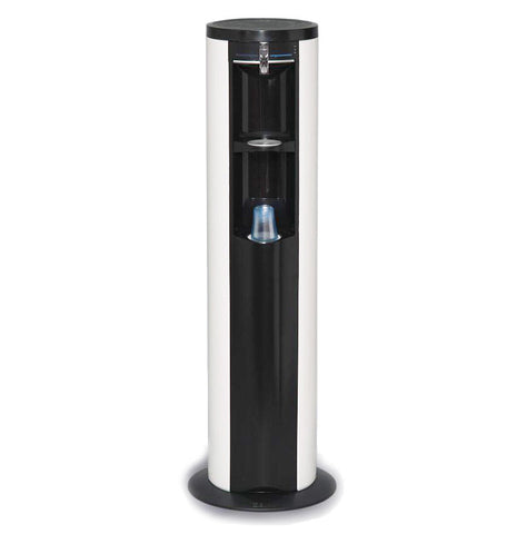 Ebac Fmax White Floor Standing Mains Fed Water Cooler