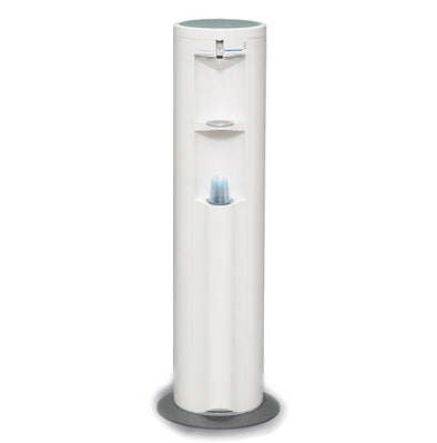 Ebac Fmax All White Floor Standing Mains Fed Water Cooler