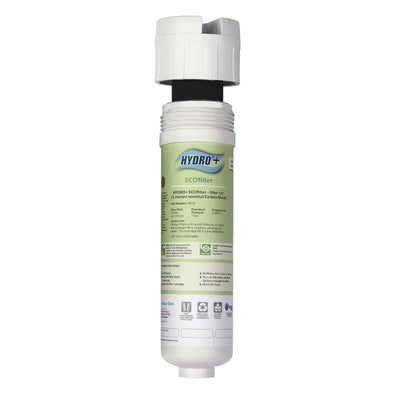 HYDRO+ ECO SYSTEM & CARBON BLOCK FILTER 1 MICRON HE16