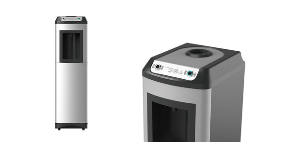 Oasis Kalix Floor Standing Mains Fed Water Cooler Contactless