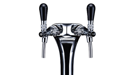 Borg & Overström U2/S2 Tap System Ambient, Chilled & Sparkling Water Dry Chill Stainless Steel