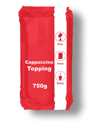 Flair Cappuccino Topping