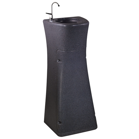 Crystal Mountain Blizzard Floor Standing Drinking Water Fountain