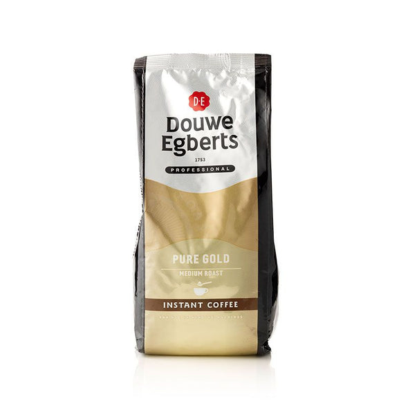 Douwe Egberts Pure Gold Medium Roast Instant Coffee