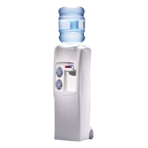 Ebac Emax Floor Standing Bottled Water Cooler (Portable Water on Wheels)