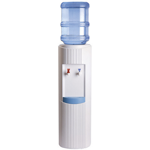 Crystal Mountain Glacier Floor Standing Bottled Water Cooler