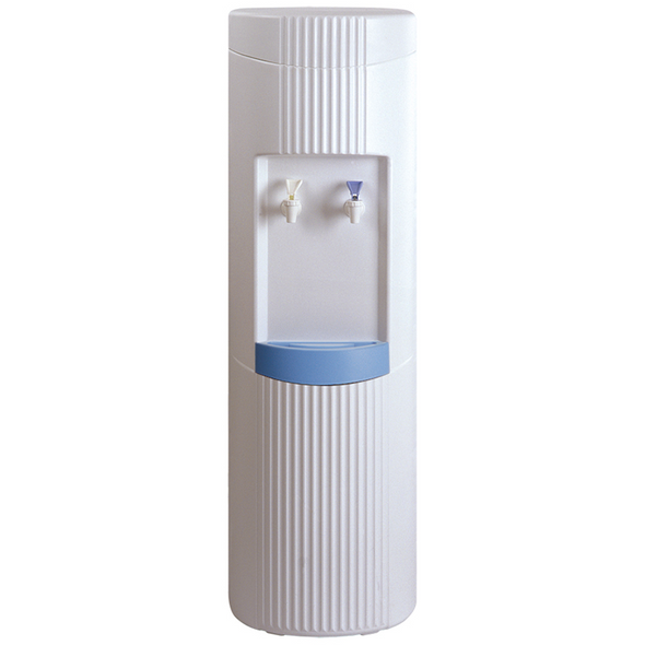 Crystal Mountain Glacier Floor Standing Mains Fed Water Cooler