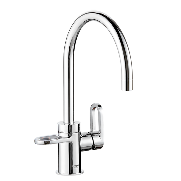HotSpot Titanium Alessio 3-in-1 Hot and Cold Tap - Chrome (WEEKLY RENTAL OR PURCHASE)