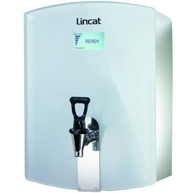 Lincat FilterFlow Wall Mounted Water Boiler White Glass