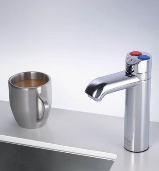 Zip Hydrotap G4 Industrial Top Touch Tap Instant Boiling & Chilled Commercial Surface Mounted Drinking Water Tap