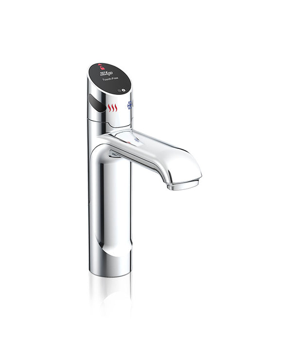 Zip Hydrotap G4 Touch Free Wave Boiling & Chilled Surface Mounted Drinking Water Tap