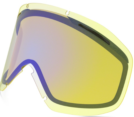 Oakley 02 XM Snow Replacement lens Hi Yellow