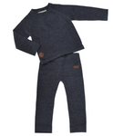 L&P Thermal Underwear Set in Merino Wool