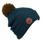 L&P Bobble Knitted Hat (Whistler)
