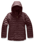 The North Face Girls Parka Mossbud Swirl Jacket
