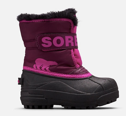 Sorel Children's Snow Commander Boot