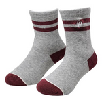 L&P Socks Heather Grey