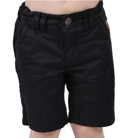 L&P Walkshorts Chino Black