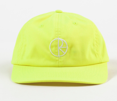 Polar Stroke Logo Neon Yellow