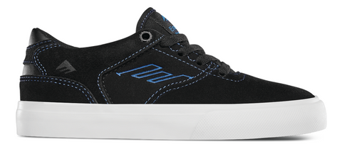 Emerica Youth Low Vulc BLack BLue
