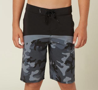 Oneil Kids Hyperfreak Short Black