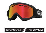Dragon Dxs Black Lumalens Red Ionized