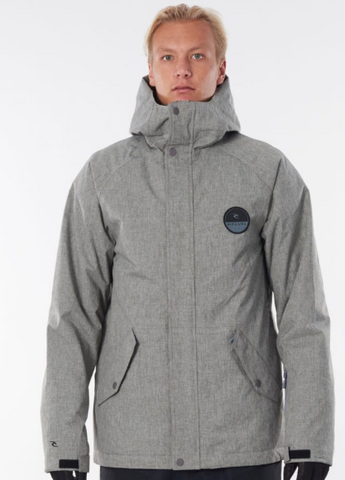 Ripcurl Notch Up Jacket Grey