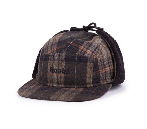 Hooke Ear Flap Camper Hat