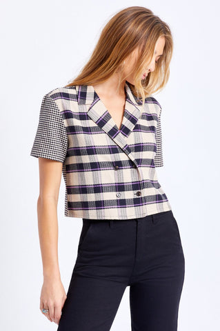 Brixton Chelsea Woven top