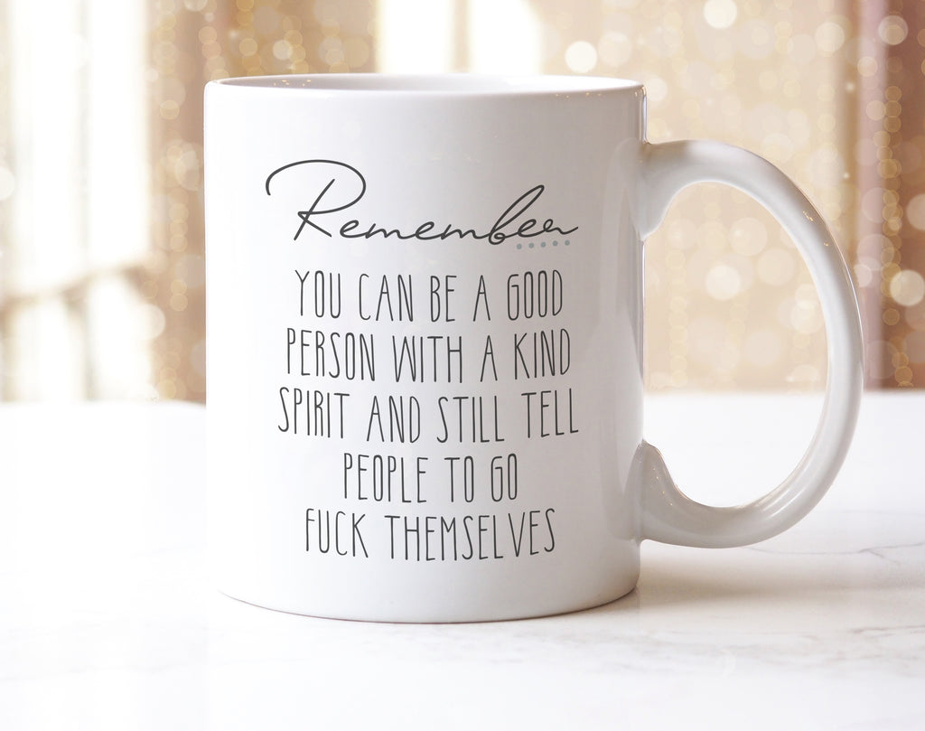 Good Person, Kind Spirit Mug