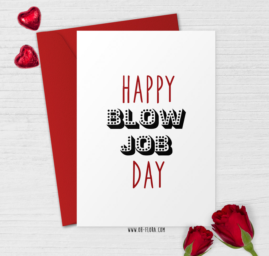 Blow Job Day