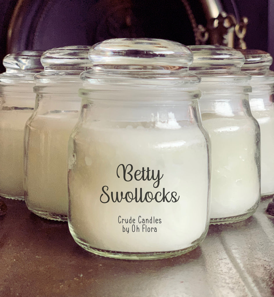Betty Swollocks Small Jar Candle