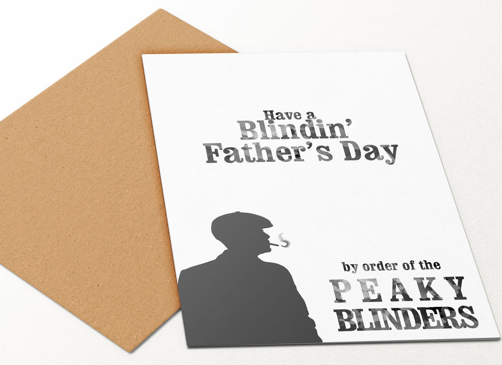 Blindin' Father's Day