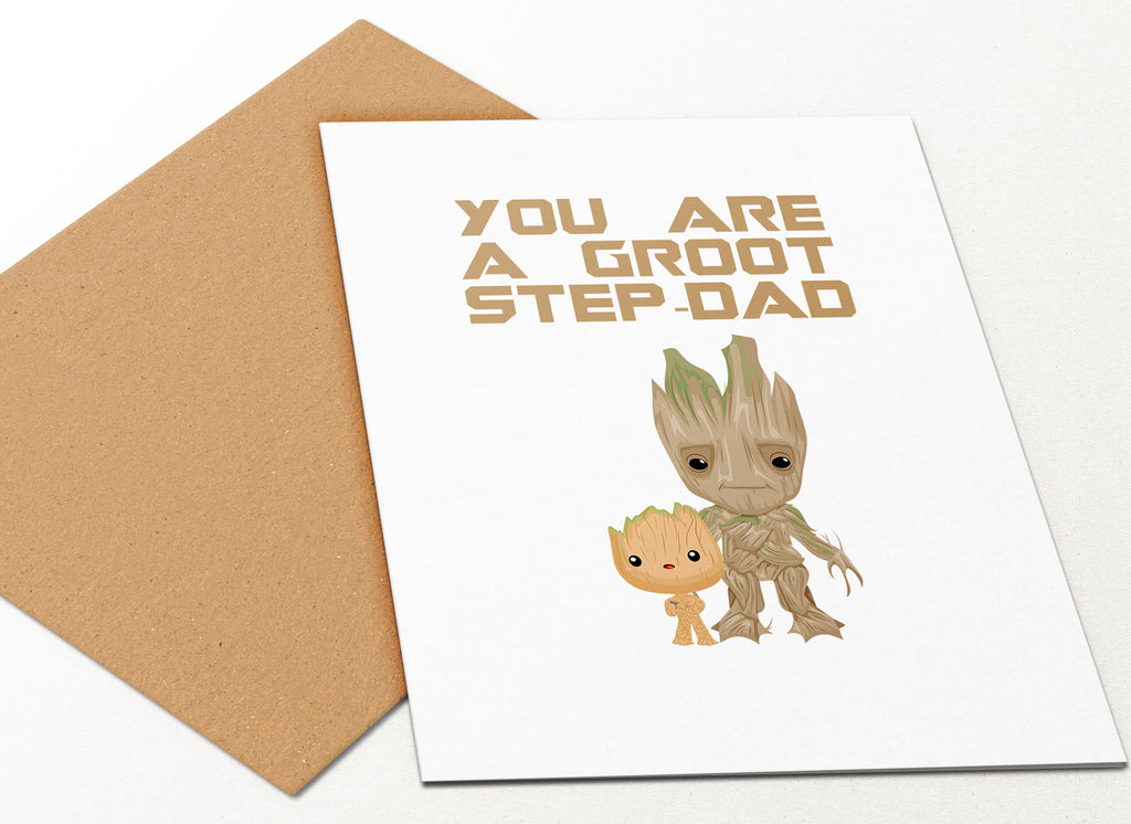 Groot Step-Dad
