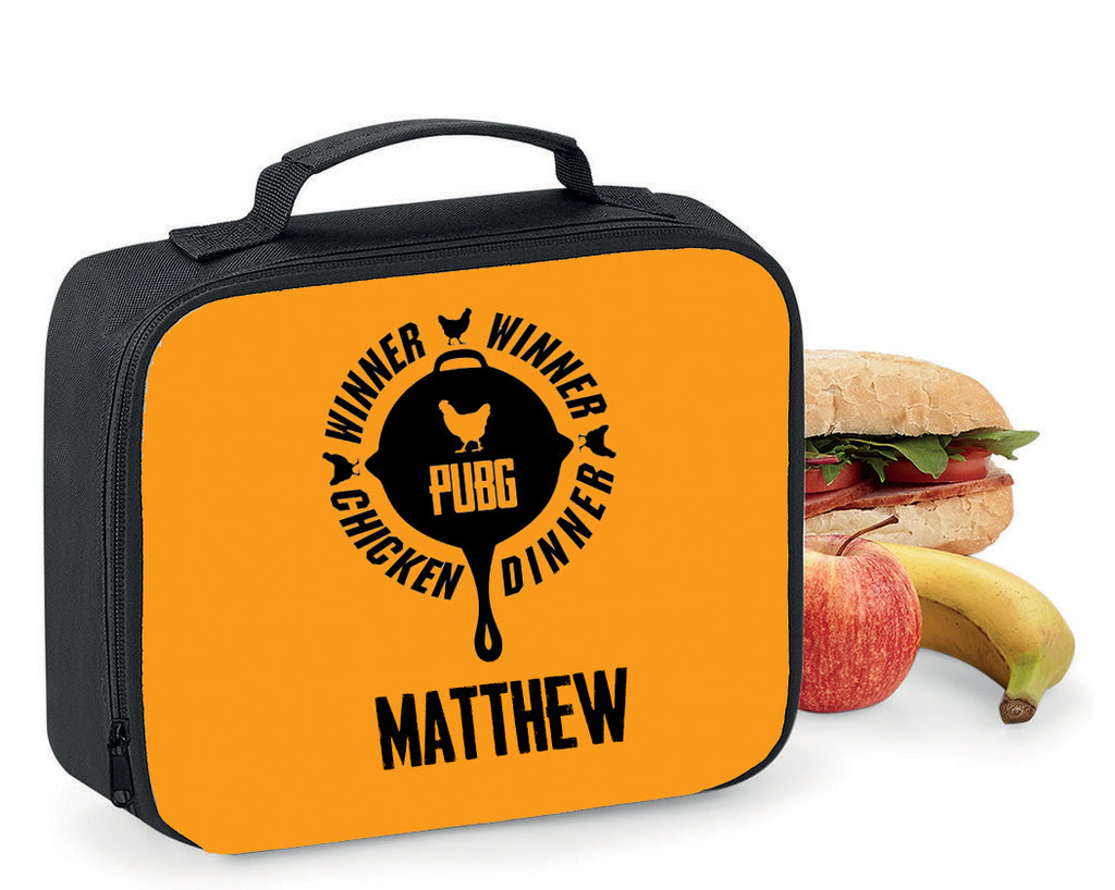 Personalised PUBG Lunch bag