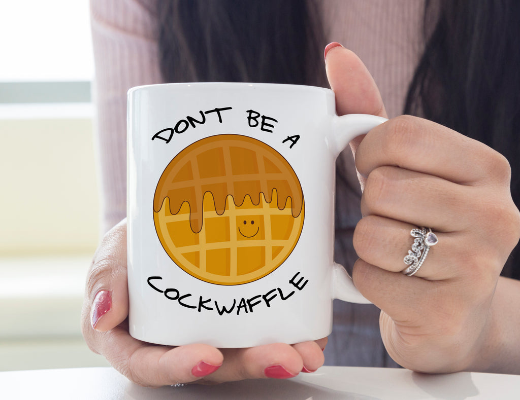 Cockwaffle Mug