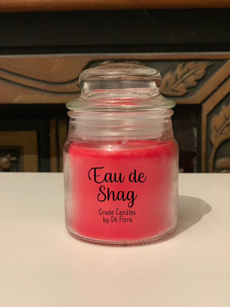 Copy Eau de Shag Jar Candle