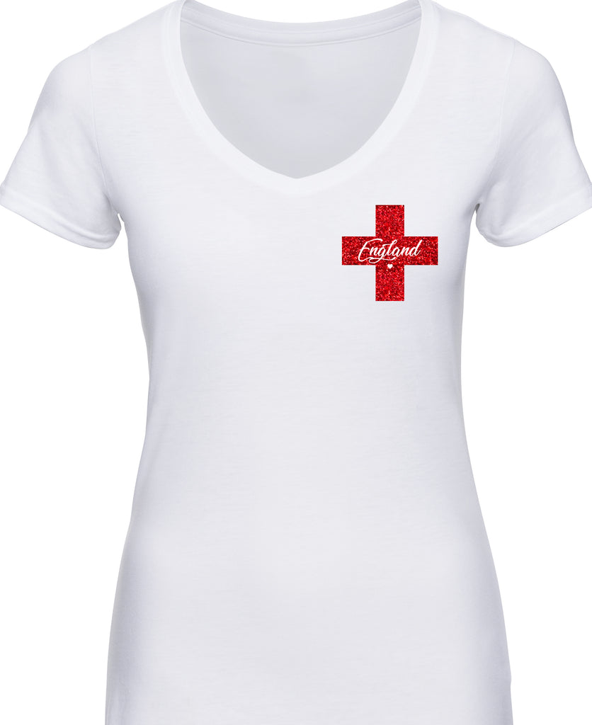 England Ladies t-shirt