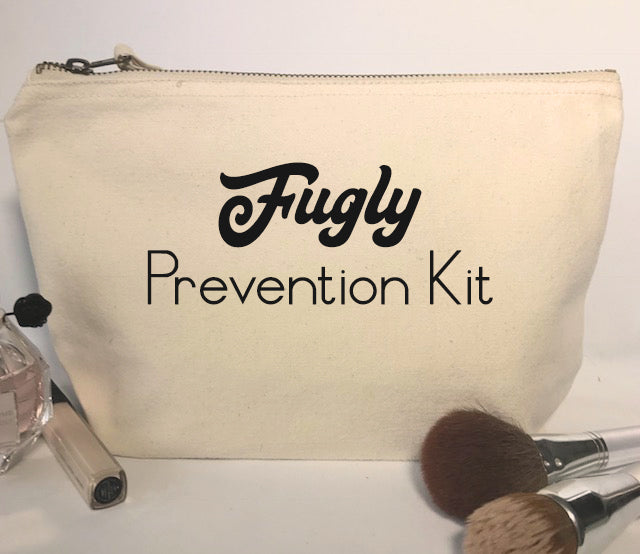 Fugly Prevention Kit Make-Up Bag