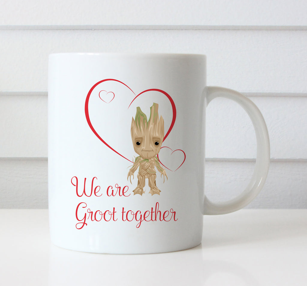Groot Together Mug