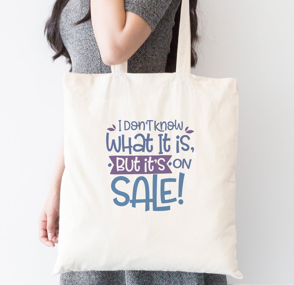 It's on Sale Tote Bag