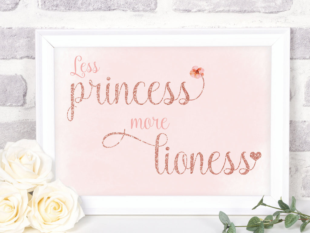 Less Princess