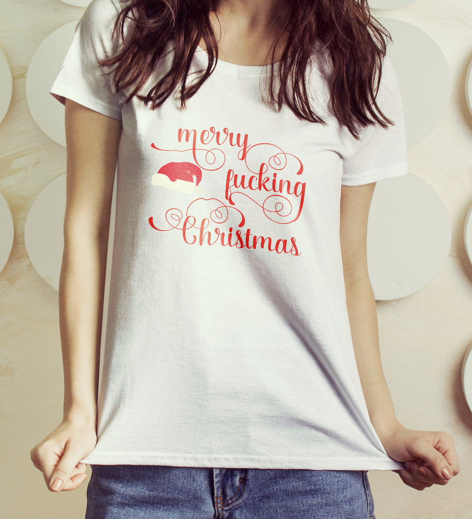 Merry Fucking Christmas Tshirt