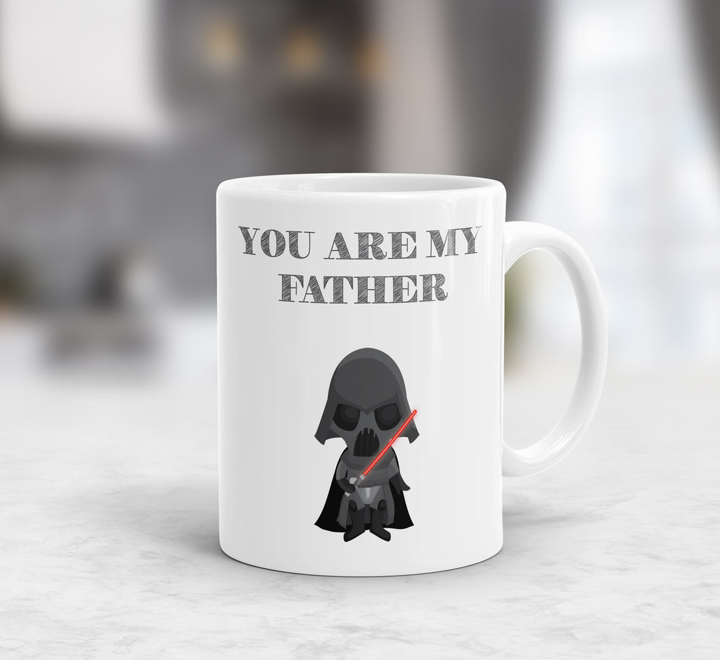 You Are My Father Mug