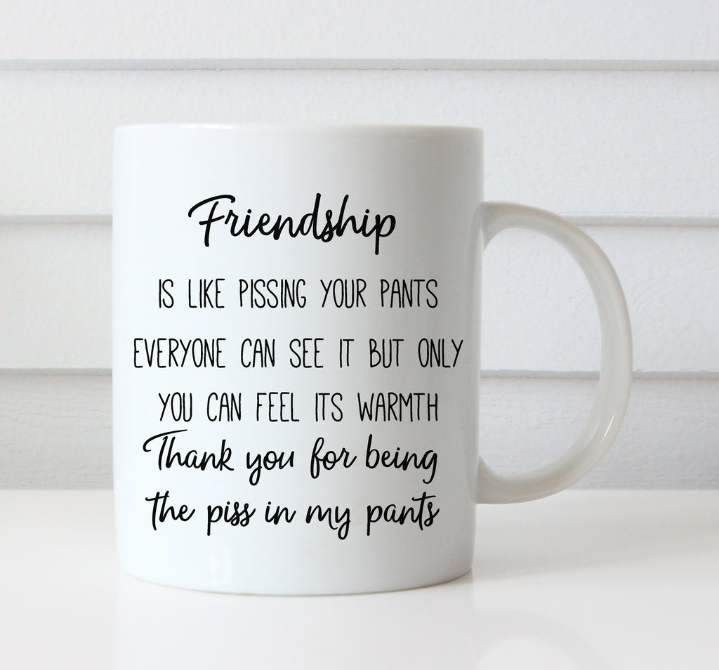 Friendship Mug*