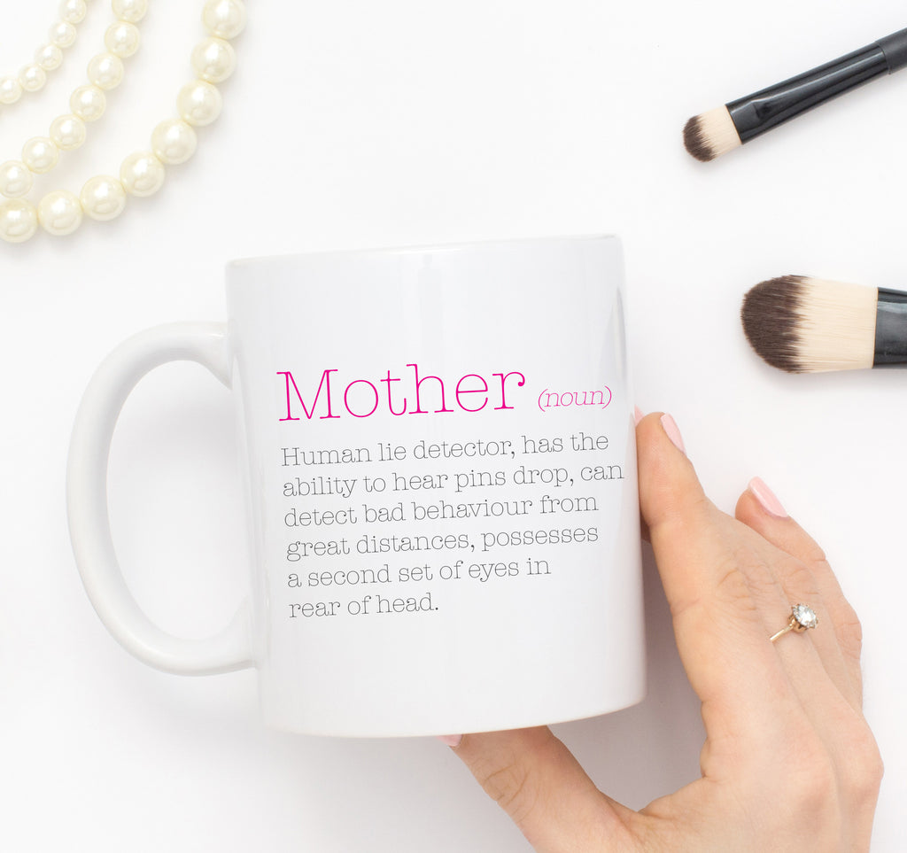 Mother definition mug oh flora for Flore definition